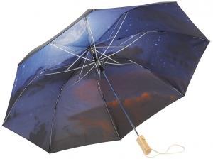 Natthimmel Paraply