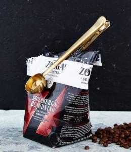 Gold Kaffemått