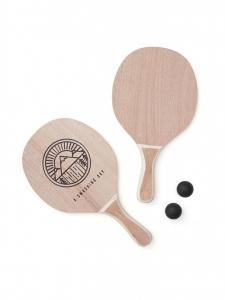 Strandtennis set