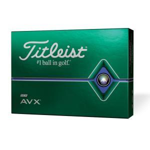 Titleist AVX Golfboll
