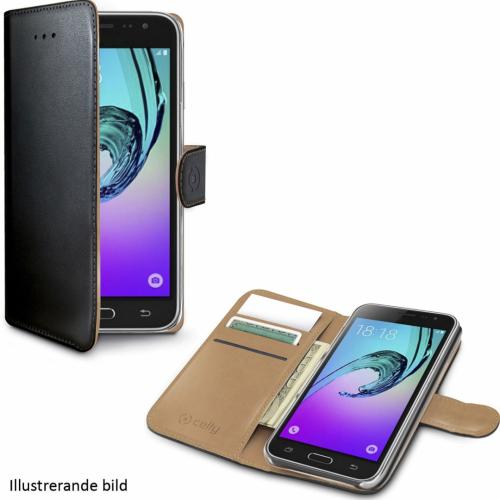 Celly Wallet Case Galaxy A5 (2017) Sv/Be