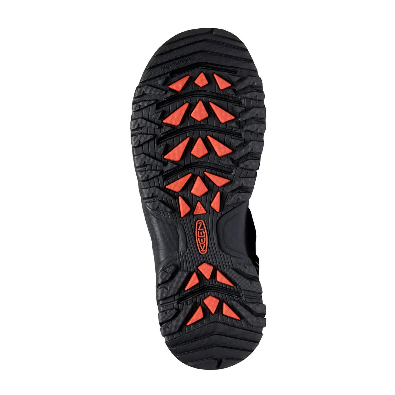 Sulan på en sandal från Keen