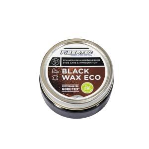 Fibertec Black Shoe Wax Eco 100 ml