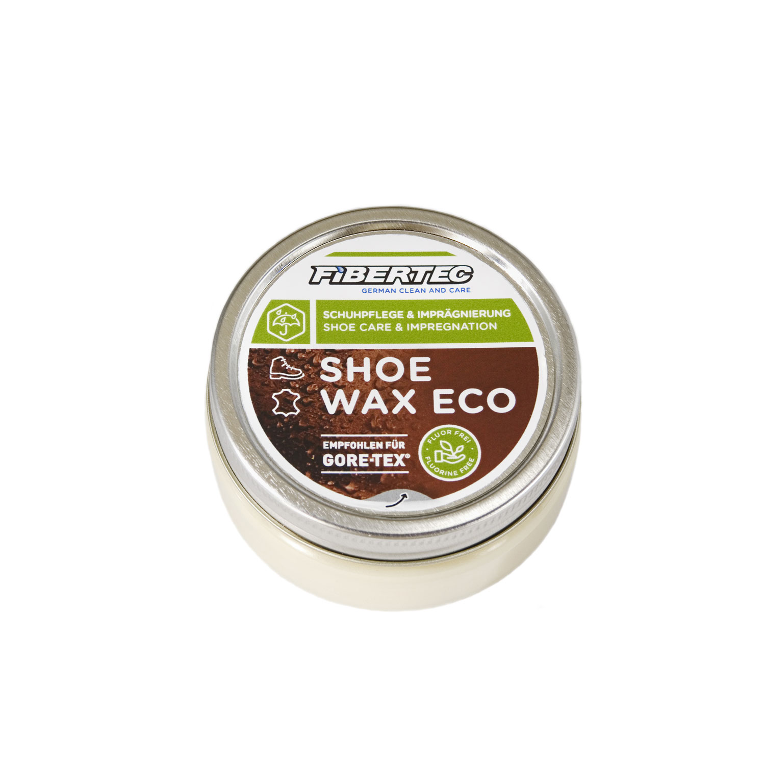 Fibertec Shoe Wax Eco 100 ml