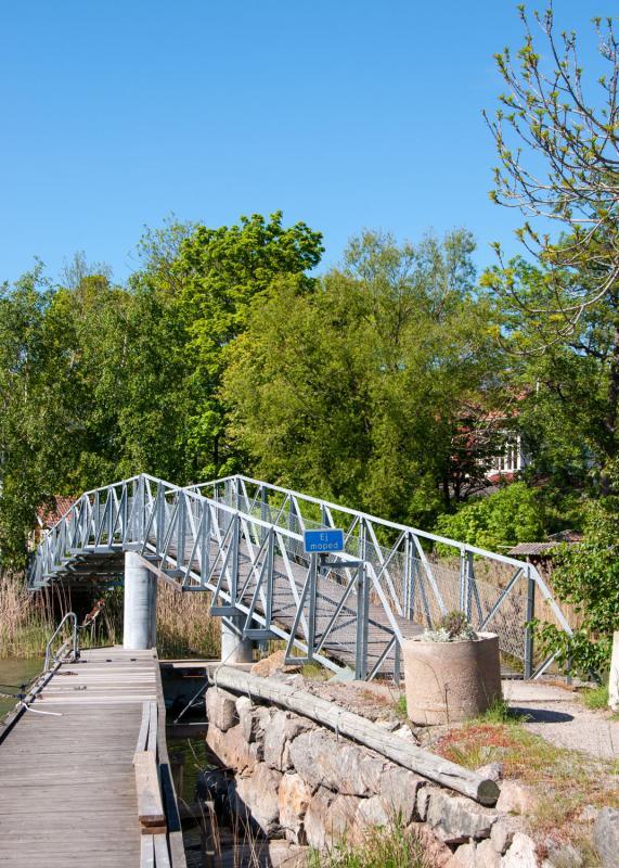 Furusundsbron på Tynningö