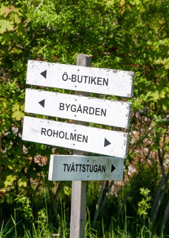 Tjockö i Roslagen är en levande ö med cirka 50 bofasta