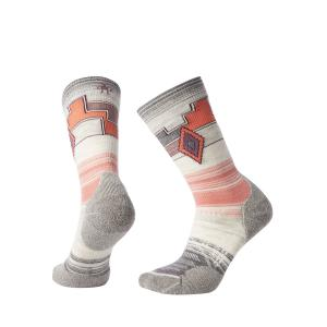 Smartwool Women's PhD® Outdoor Light Pattern Hiking Crew Socks
