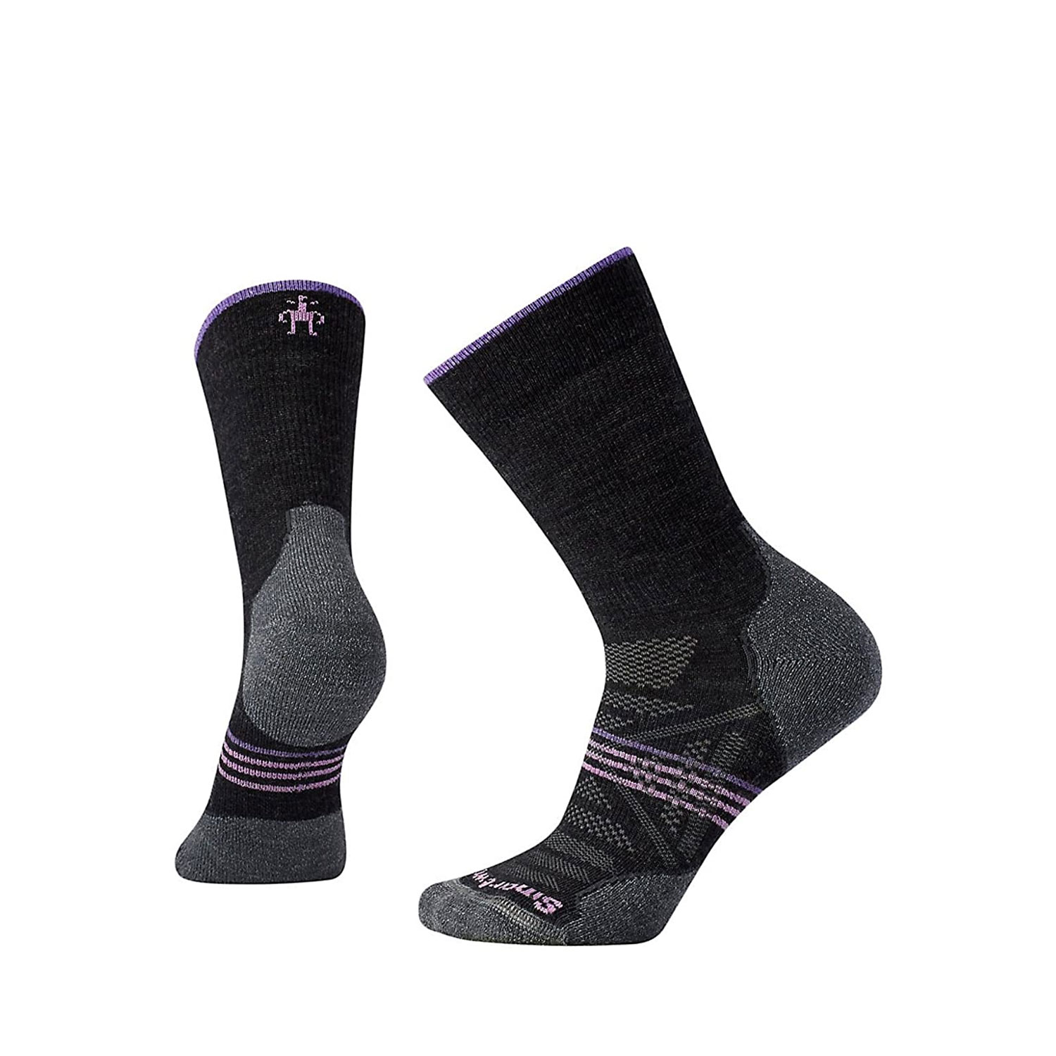 Smartwool Women's PhD® Outdoor Light Hiking Crew Socks