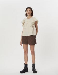 2ND LEONID BLOUSE SILVER BIRCH 2ND DAY