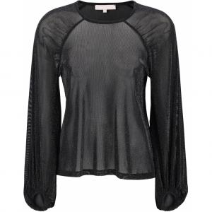 ALBERTINE TOP BLACK SOFT REBELS