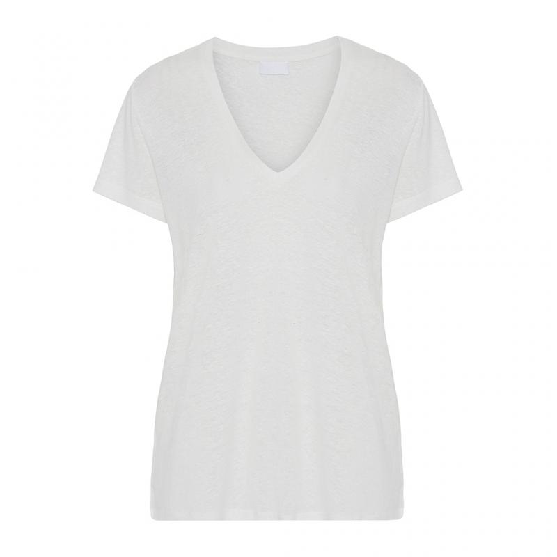 2ND BEVERLY T-SHIRT WHITE 2ND DAY