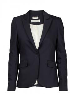 BLAKE NIGHT BLAZER SUSTAINABLE BLACK MOSMOSH