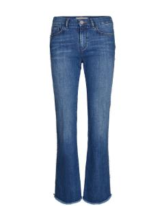 Percy frill flare jeans Mosmosh