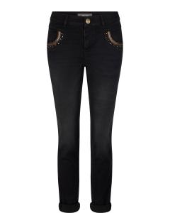 NAOMI MERCURY JEANS BLACK MOSMOSH