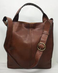 ELSA BAG MIDBROWN SADDLER
