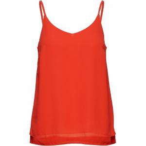 Frida top  poppy red Soft Rebels