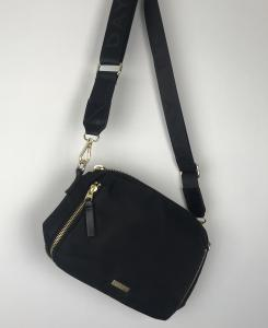 DAY DOUBLE ZIP CROSSING S BAG BLACK ET BY DAY BIRGER ET MIKKELSEN