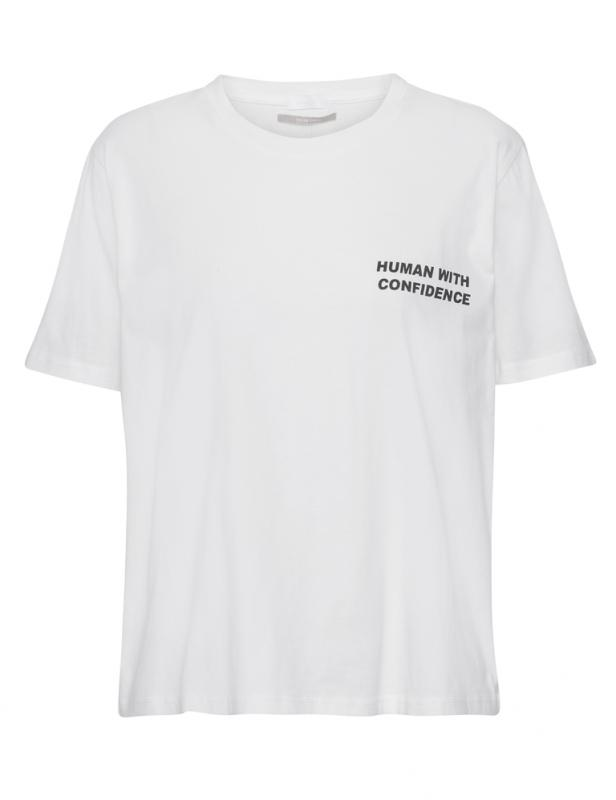 2AND CONFIDENCE TSHIRT THINKTWICE 2ANDDAY