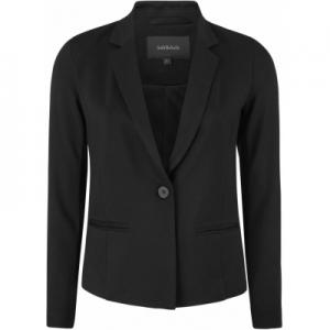 FREYA NEW LS BLAZER BLACK SOFT REBELS
