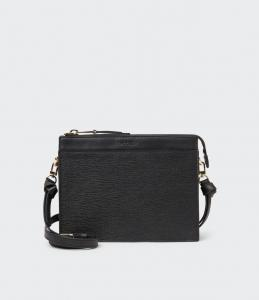 NICOLE BAG BLACK SADDLER