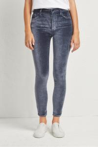 Ryha velvet high rise skinny jeans French Connection