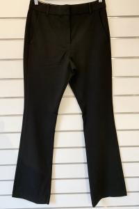 BAYAMI WHISPER SLIM FLARED TROUSERS BLACK FRENCH CONNECTION