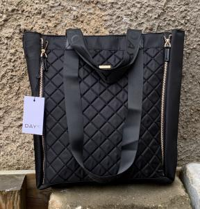 DAY LOGO RE-Q GEM TOTE BLACK ET BY DAY BIRGER ET MIKKELSEN