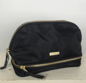 DAY DOUBLE ZIP COSMETIC EXTRA BLACK ET BY DAY BIRGER ET MIKKELSEN