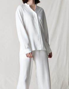 Airy Shirt White A part of the art