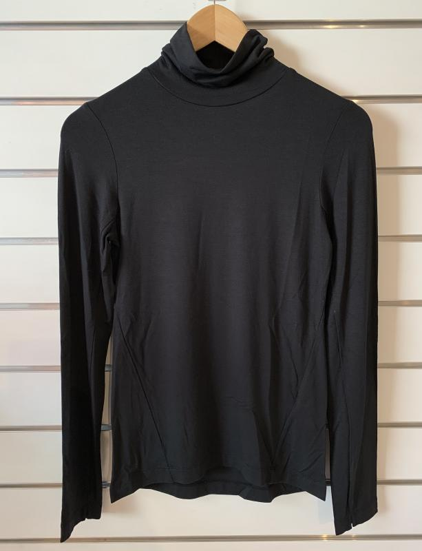 VENTA JERSEY POLO BLACK FRENCH CONNECTION