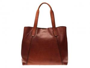 Paris Totebag Midbrown Saddler