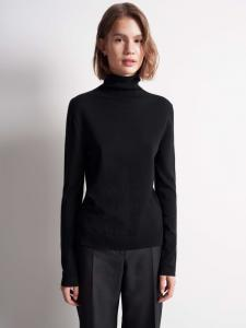 FOLIA PULLOVER BLACK TIGER OF SWEDEN