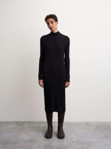 VALES DRESS BLACK TIGER OF SWEDEN