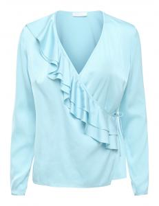 2ND Haly blouse Aquamarine 2ND Day