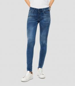NEW LUZ  HYPERFLEX JEANS BIO  REPLAY