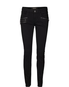 Rosie Zip jeans black Mosmosh