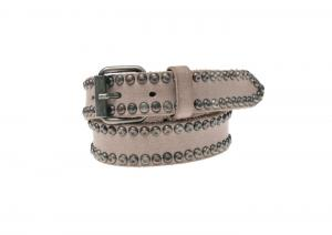 Belt Female Grey Saddler