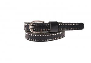 Belt Female Black Saddler