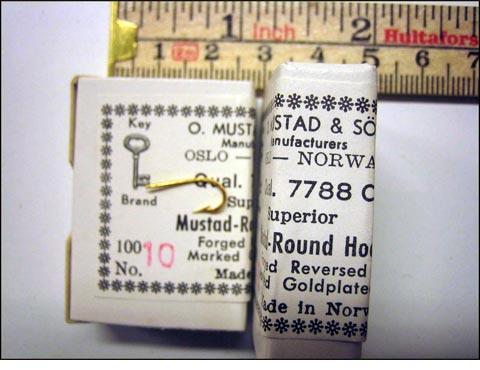 Mustad 7788C No.12 Round