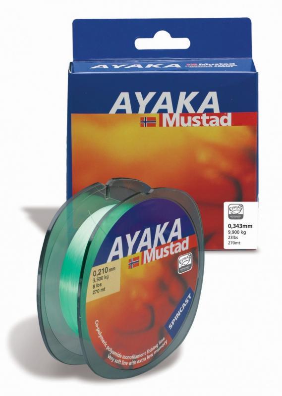 AYAKA Spincast 270m