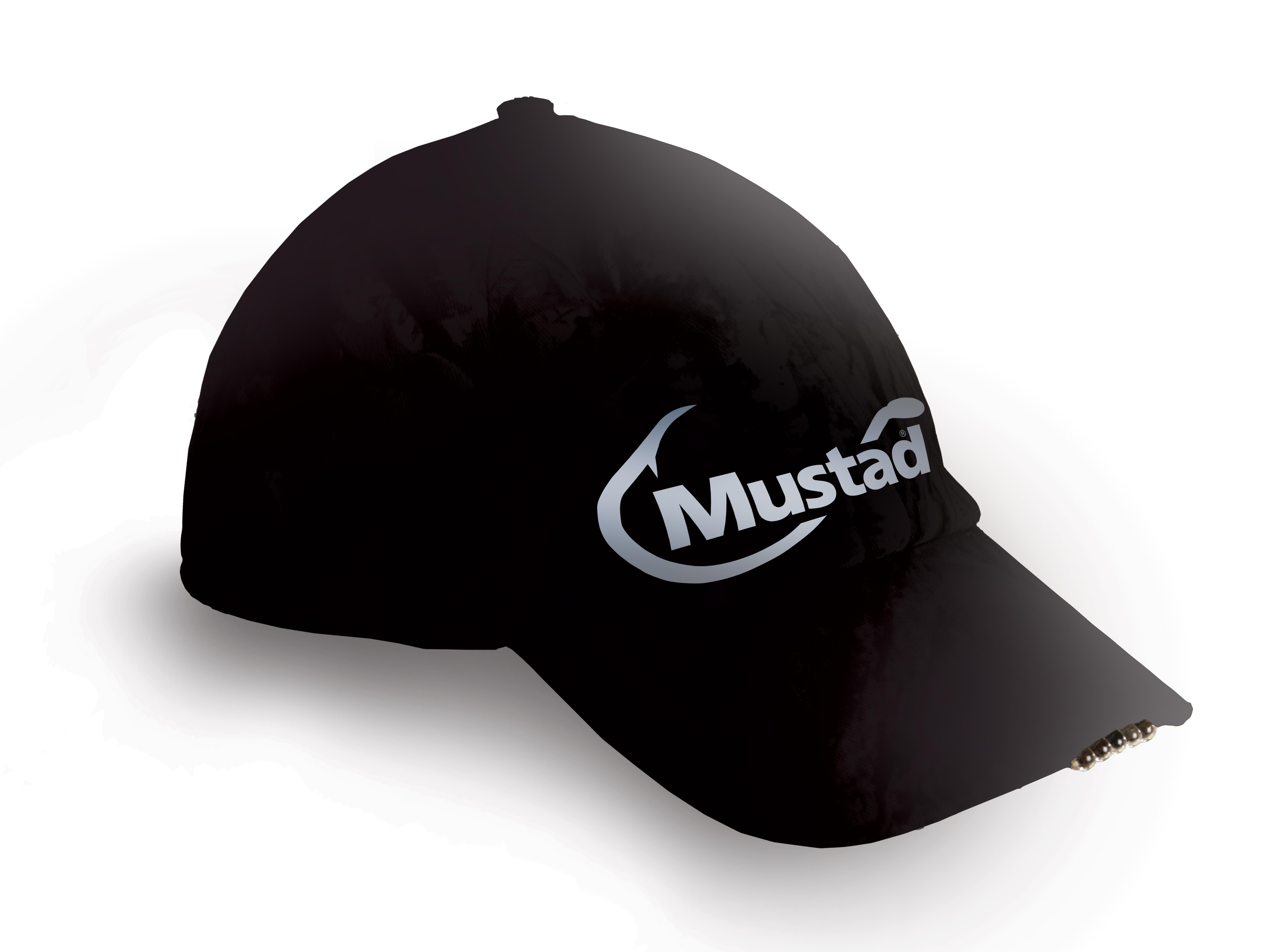 Mustad Wintercap Black