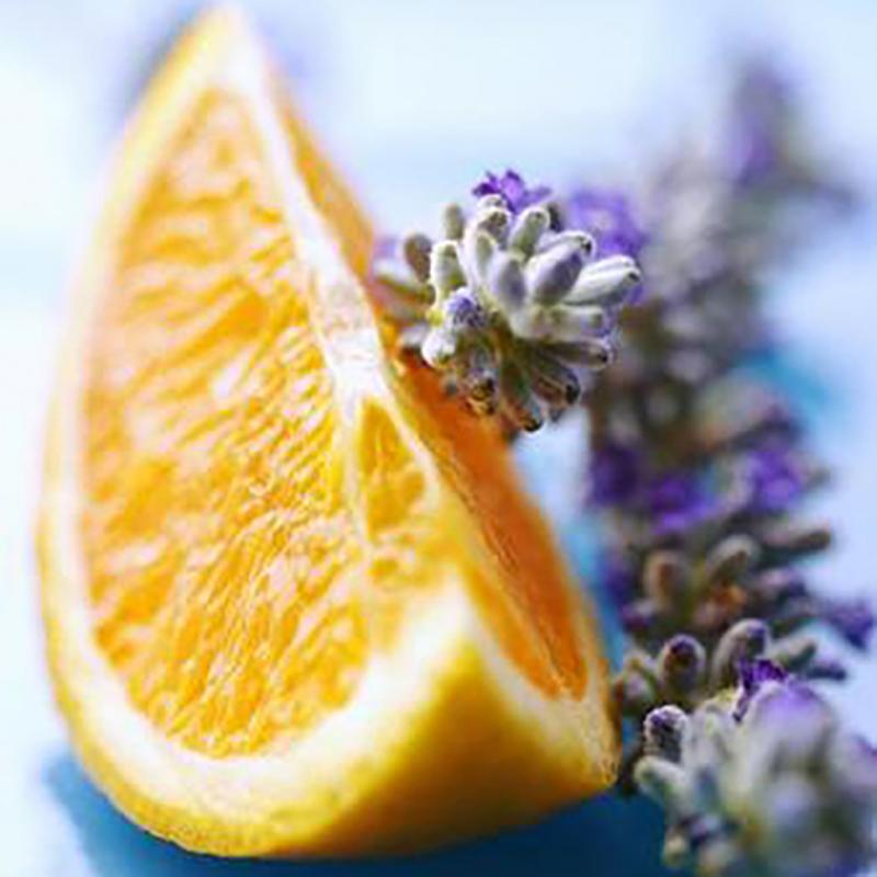Apelsinblomma & Lavendel