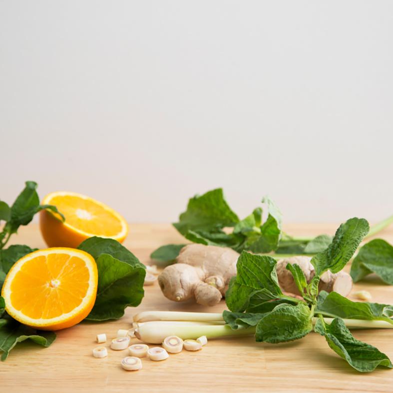 Lemongrass & Orange