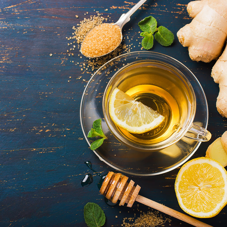 Lemon Verbena & Ginger