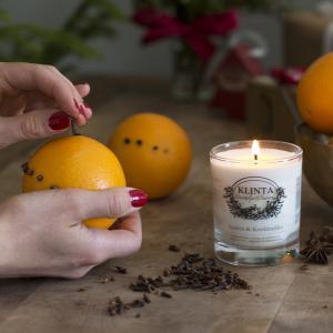 Apelsin & Kryddnejlika
