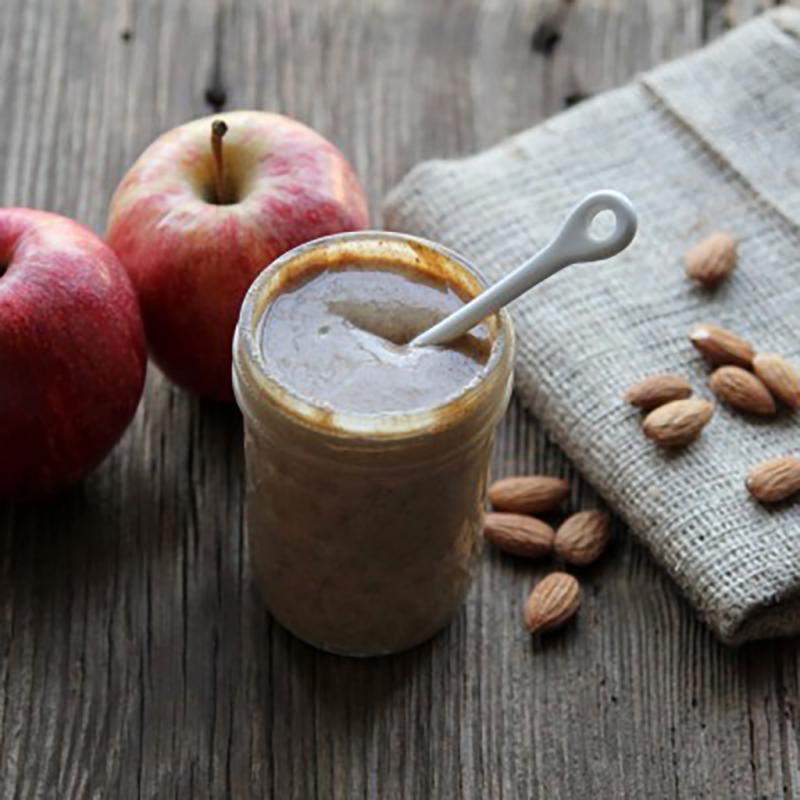 Sötmandel & Äpple