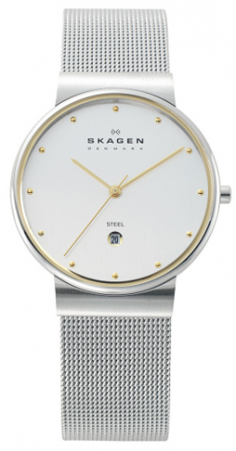 Skagen Ancher Steel 355LGSC