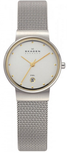 Skagen Ancher Steel 355SGSC