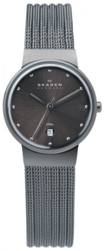 Skagen Ancher Steel 355SMM1