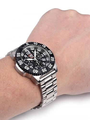 Luminox LUMINOX A.3182 Colormark Steel 3180 Chronograph
